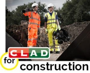 Clad for Construction Workwear Uniforms and PPE