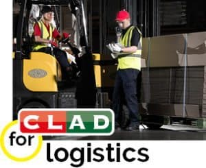 Clad for Logistics Workwear Uniforms and PPE