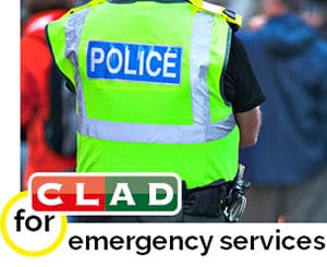 Clad for Emergency Services Workwear Uniforms and PPE