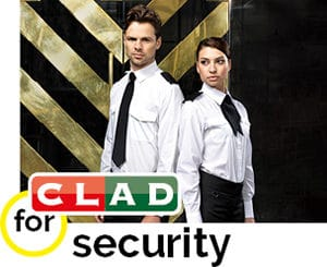 Clad for Security Workwear Uniforms and PPE
