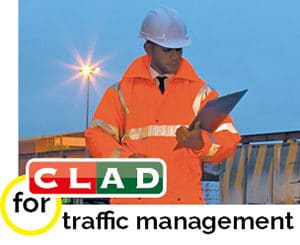 Clad for Traffic Management Workwear Uniforms and PPE