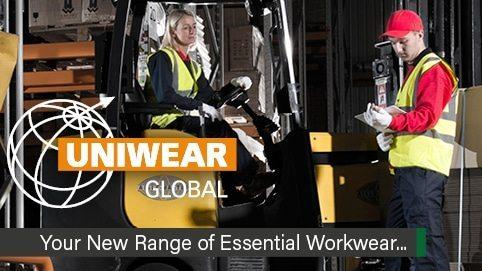 Uniwear Workwear Essential Uniform range Supplier UK